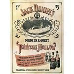 1art1 Jack Daniels - Tennessee Hollow Poster Stampa (91 x 61cm)