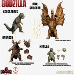 5 Points Xl Godzilla Destroy Monster S.2 Action Figura Mezco Toys