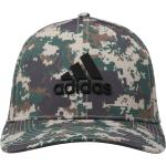 adidas Golf Cappello da baseball sportivo grigio / cachi / verde scuro / nero