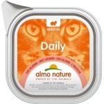 Almo Nature Daily Menu con SALMONE - Gatto Adulto vaschetta 100g