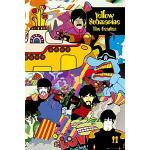 AMBROSIANA GB Eye Ltd, The Beatles, Yellow Submarine, Maxi Poster, 61 x 91,5 cm