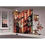 Amscan - Decorazioni di Halloween, Teschi