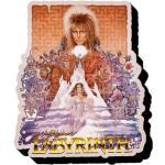 Aquarius Ent Labyrinth One Sheet Magnet Magneti
