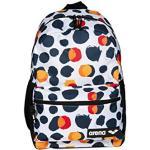 Arena Team Backpack 30 all, Zaino Scolastico Sportivo da 30 Litri Unisex Adulto, Multicolore (Polka Dots), Taglia Unica