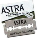 Astra Lame Superior Platinum 100 Pz