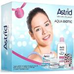 Astrid Set regalo per pelli secche e sensibili Aqua Biotic Tripack