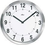 Atlanta 4278 - Orologio da Parete in Stile Stazione ferroviaria, Cassa in Metallo, Design Moderno