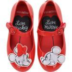 "Ballerine ""minnie & Mickey Mouse"" In Gomma"