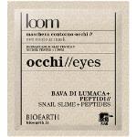 bioearth Loom Maschera Viso in Tessuto per il Contorno Occhi - 3 ml