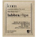 bioearth Loom Maschera Viso in Tessuto per le Labbra - 3 ml