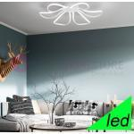 BLOSSOM Maxi Plafoniera LED Design Moderno Forma di Fiore