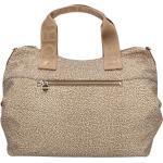 Borbonese, 934118i15 Hand Bag Beige, Donna, Taglia: Taglia unica