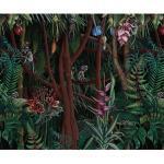 Carta Da Parati Vinilica look In The Forest