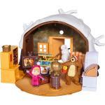 Casa Richiudibile Simba Masha e Orso Winter Bear's House