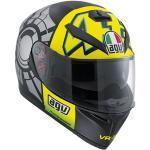 Casco Integrale Moto Agv K3 Sv Top Winter Test 2012