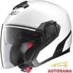 Casco Moto JET Nolan N40 Special n-com Pure White