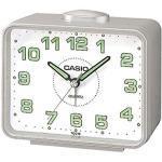 Casio - TQ-218-8EF - Sveglia analogica al quarzo con ripetizione allarme