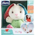 Chicco First Love - Carillon Peluche Fluffy Coniglietto