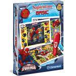 Clementoni - 13217 - Sapientino Penna Basic - Spiderman Ultimate - gioco quiz con penna interattiva, gioco educativo 3 anni, elettronico parlante - Made in Italy, batterie incluse