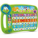 Clementoni - 13264 - Sapientino - Alfabetiere Grillo Abc - gioco educativo 3 anni elettronico parlante (batterie incluse), gioco per imparare le lettere