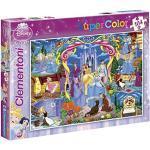 Clementoni Puzzle 27743 - Cenerentola: Cinderella story - 104 pezzi