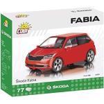 COBI COB24570 - Kit di Costruzione per Skoda Fabia