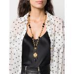 Collana stile rosario