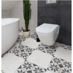 Copertura pavimento mosaico 3 pezzi
