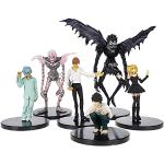 CosplayStudio Death Note - Set di personaggi con Lawliet, Light Yagami, Ryuk, Rem, Misa Amane, Near