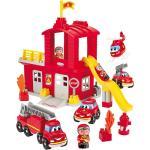 Costruzioni Ecoiffier Abrick Caserma dei Pompieri