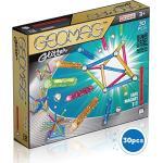 Costruzioni Magnetiche Geomag Glitter Colour 30 pz