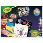 Crayola Color Spray per Creare Opere d'Arte con Semplici Pennarelli