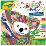 Crayola Super Pen Koala Pastelli a Cera