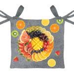 Cuscino Coprisedia Frutta