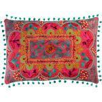 Cuscino multicolore in cotone 30 x 50 cm COPIACO