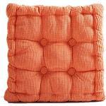 Fodere arancioni per sedie