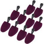 DELFA Completo di 5 paia Tendiscarpe di schiuma morbida Gina per scarpe sportive e sneaker