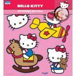 Disney Hello Kitty Coppia Adesivi 3D Decorazioni Murali
