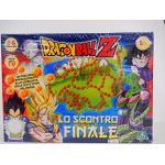 Dragon Ball Z Lo Scontro Finale - Gioco da Tavolo Giochi Preziosi