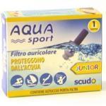 Earplug Scudo Aquasport Jun 2p
