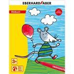 Eberhard Faber 579904–Mini Kids Club, Libro da colorare, Multicolore