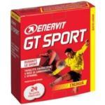 Enervit GT Sport Integratore Alimentare Gusto Limone, 24x4