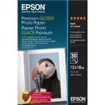 Epson Premium Glossy 30 Blatt Carta Bianco Originale C13S042154