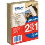 Epson Premium Glossy 80 Blatt Carta Bianco Originale C13S042167