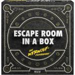 Escape Room In A Box Boardgame Das Werwolf-Experiment German Version Mattel