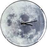 ETL - Orolagio Luna 30cm - Radio Controllato