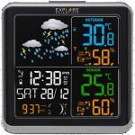 Explore Scientific WSH-4008C stazione meteorologica digitale Nero AC
