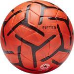 FIFTER. Pallone calcetto SOCIETY 500 taglia 4 arancione-nero