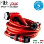 FITT Tubo Yoyo 2.0 Per Irrigazione In Kit Mt 25