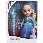 Frozen 2 Elsa-Anna Scettro Musicale Disney - Bambole E Accessori
